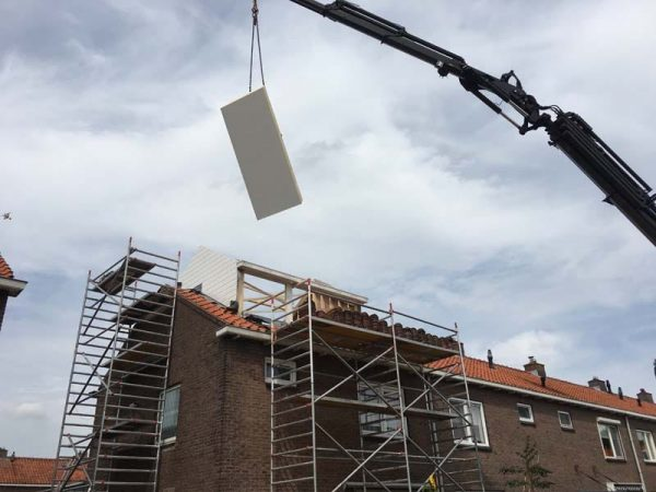 Dakopbouw Waddinxveen