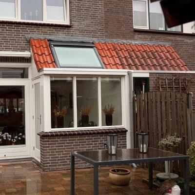 Aanbouw renovatie Waddinxveen