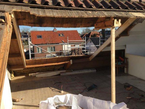 Dakkapel plaatsen in Waddinxveen