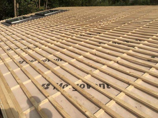 Nieuw dak Zuid-HOlland