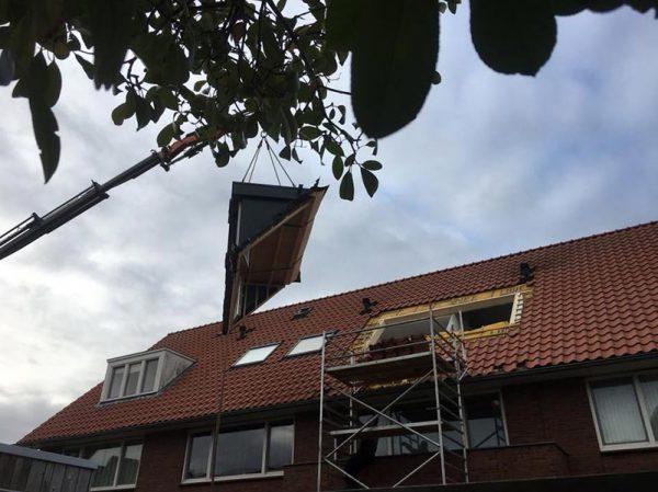 Goedkope Dakkapel plaatsen Rotterdam