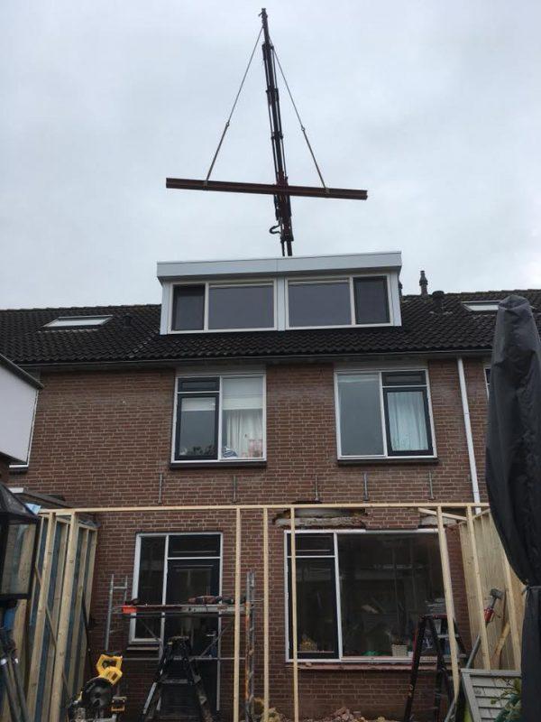 Uitbouw woning Bodegraven