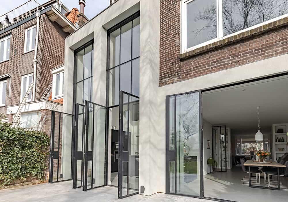 Verbouwing Rotterdam