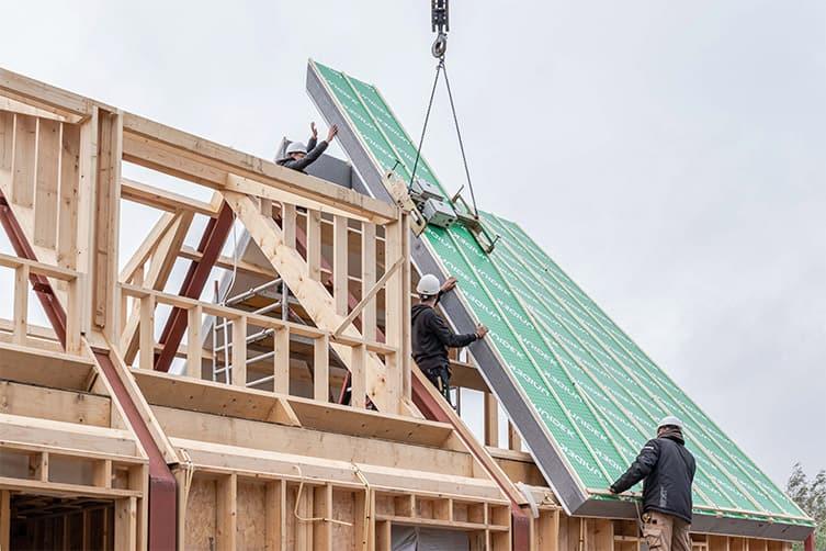 Nieuwbouw woning Berkenwoude